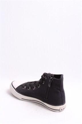 Kinetix Unisex Çocuk Siyah Spor Ayakkabı 1182ser-424