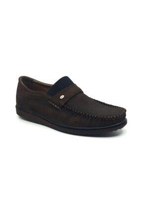 Taşpınar Erkek Kahverengi Casual Ayakkabı