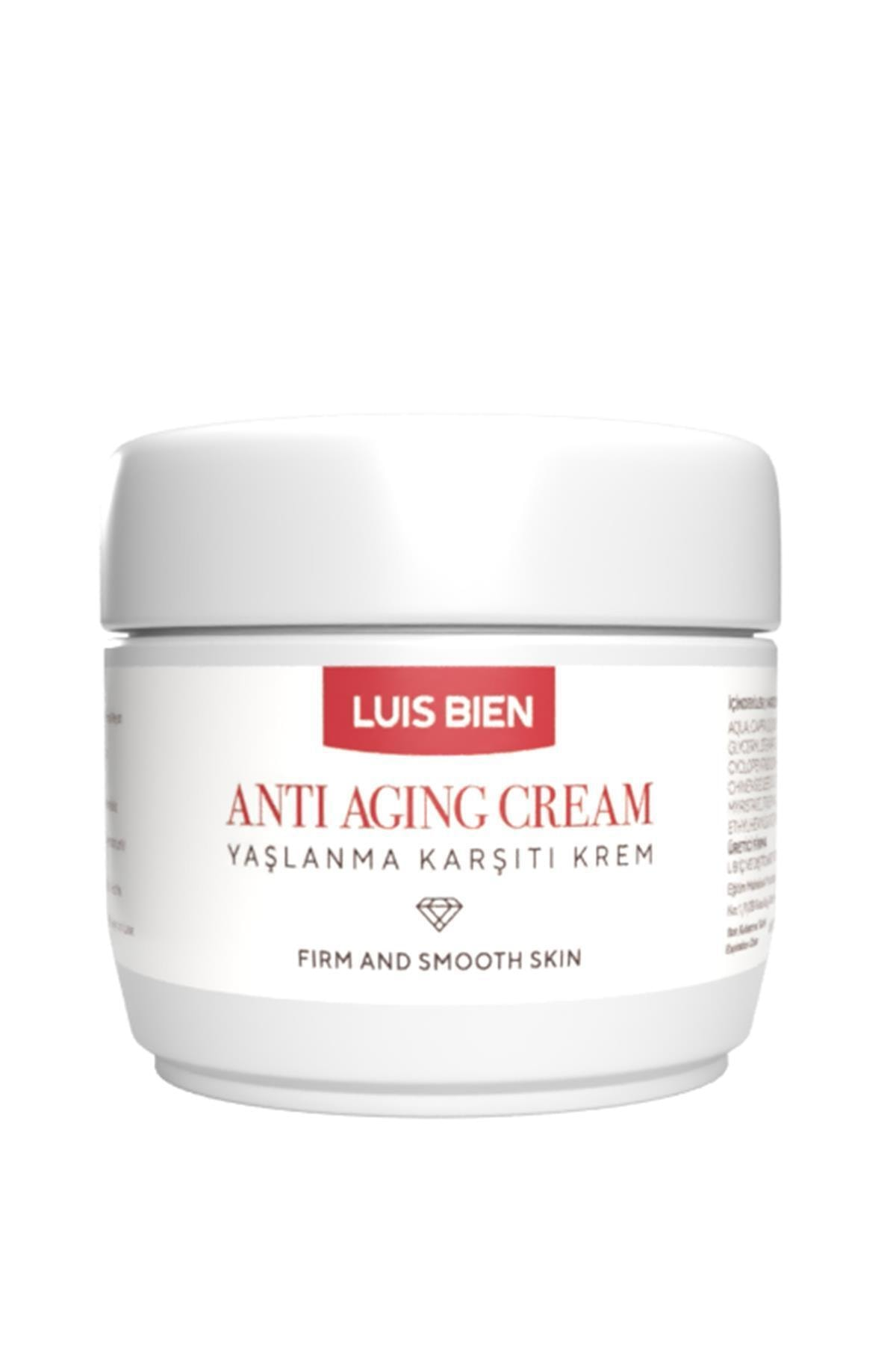 Luis Bien Anti Aging Etkili Yaşlanma Karşıtı Bakım Kremi 50 gr 1