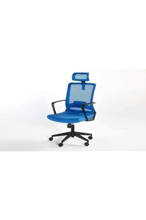 İSTİKBAL Mavi Ofis Sandalye