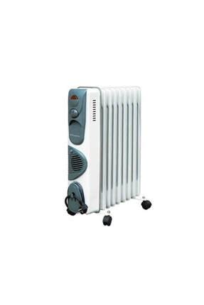 CONTİ Conti CYR-102 Primax Fanlı Elektrikli Radyatör