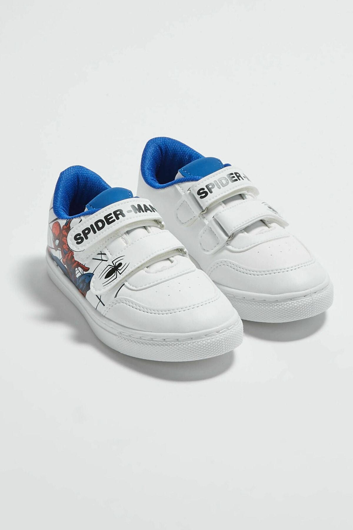 LC Waikiki Erkek Çocuk Beyaz J5E Sneaker 1