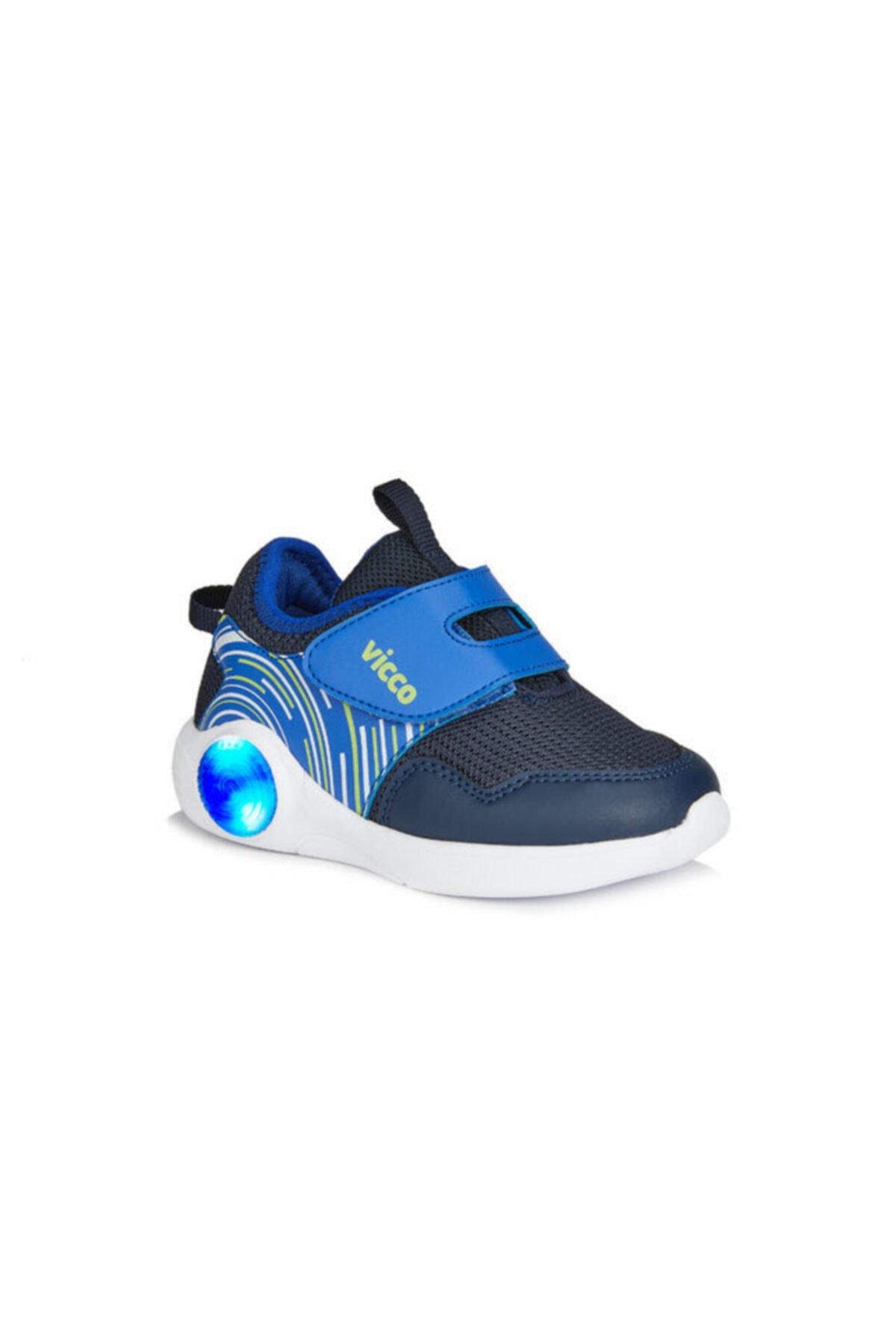 Vicco Jojo Lacivert Spor Ayakkabı (346.b20y.213-01) 1
