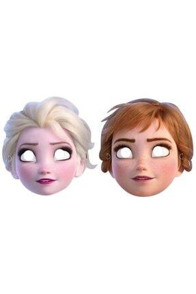 Frozen 2 Lisanslı Yüz Maskesi 6 Adet