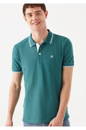 Mavi Erkek Yeşil Polo T-Shirt