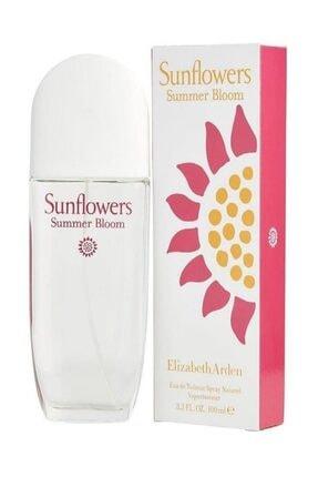 Elizabeth Arden Sunflowers Summer Bloom Edt 100 Ml Kadın Parfümü 085805534400