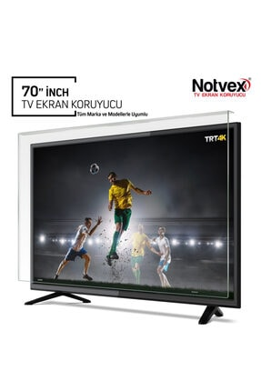 Notvex 70 Inç 178 Ekran Tv Ekran Koruyucu