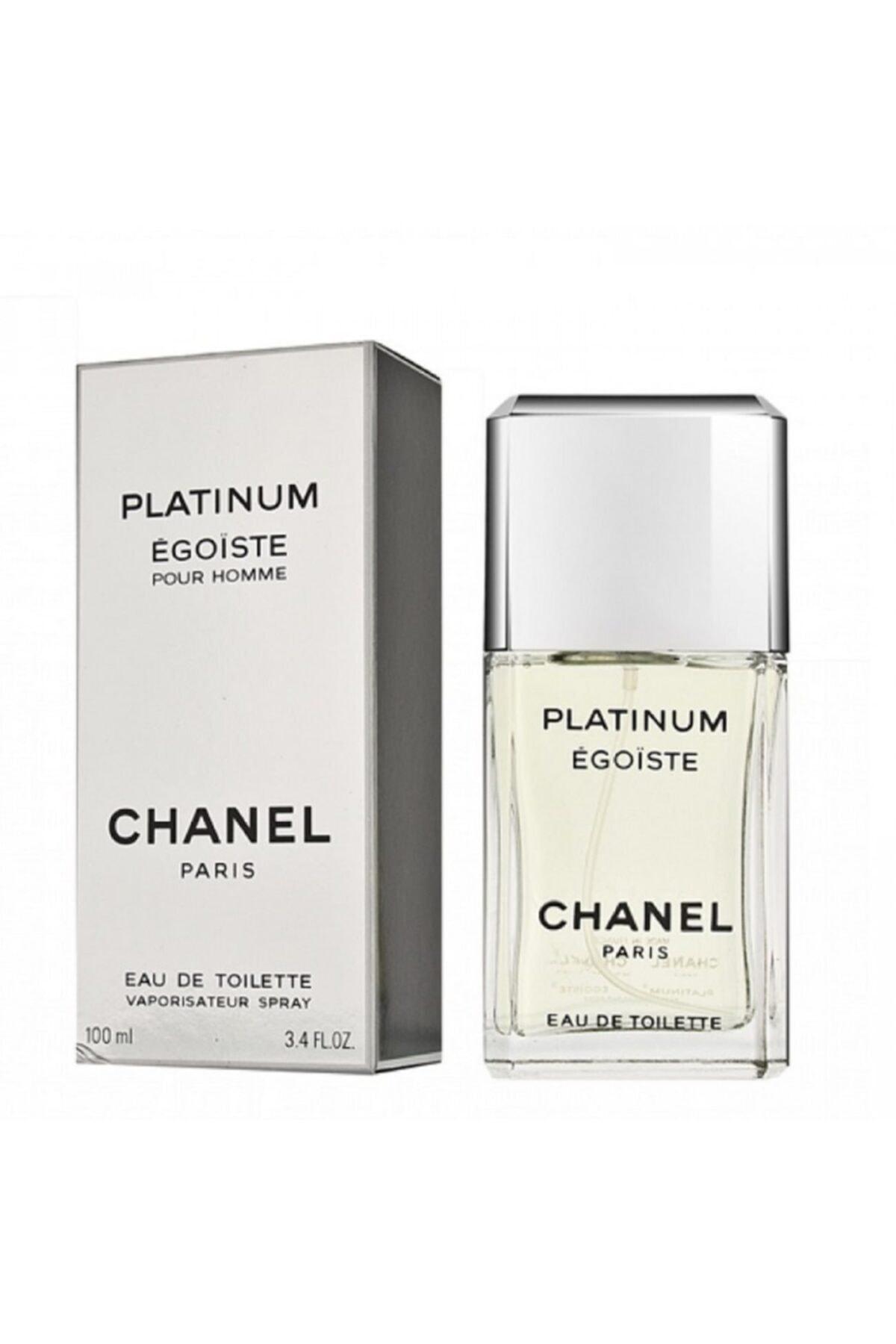 Chanel Erkek Parfüm Platinum Edt 100 ml 1