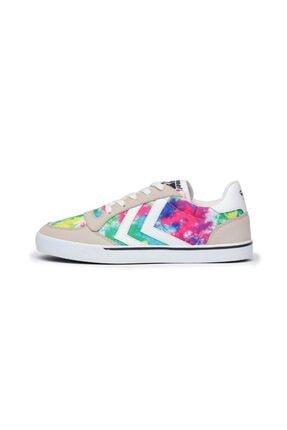 HUMMEL HMLSTADIL PRINT Beyaz Kadın Sneaker Ayakkabı 101085988