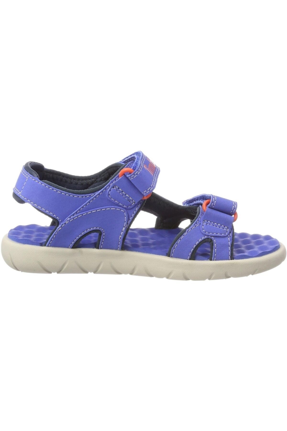 Timberland Çocuk Mavi Perkins Row 2-Strap  Sandalet 1