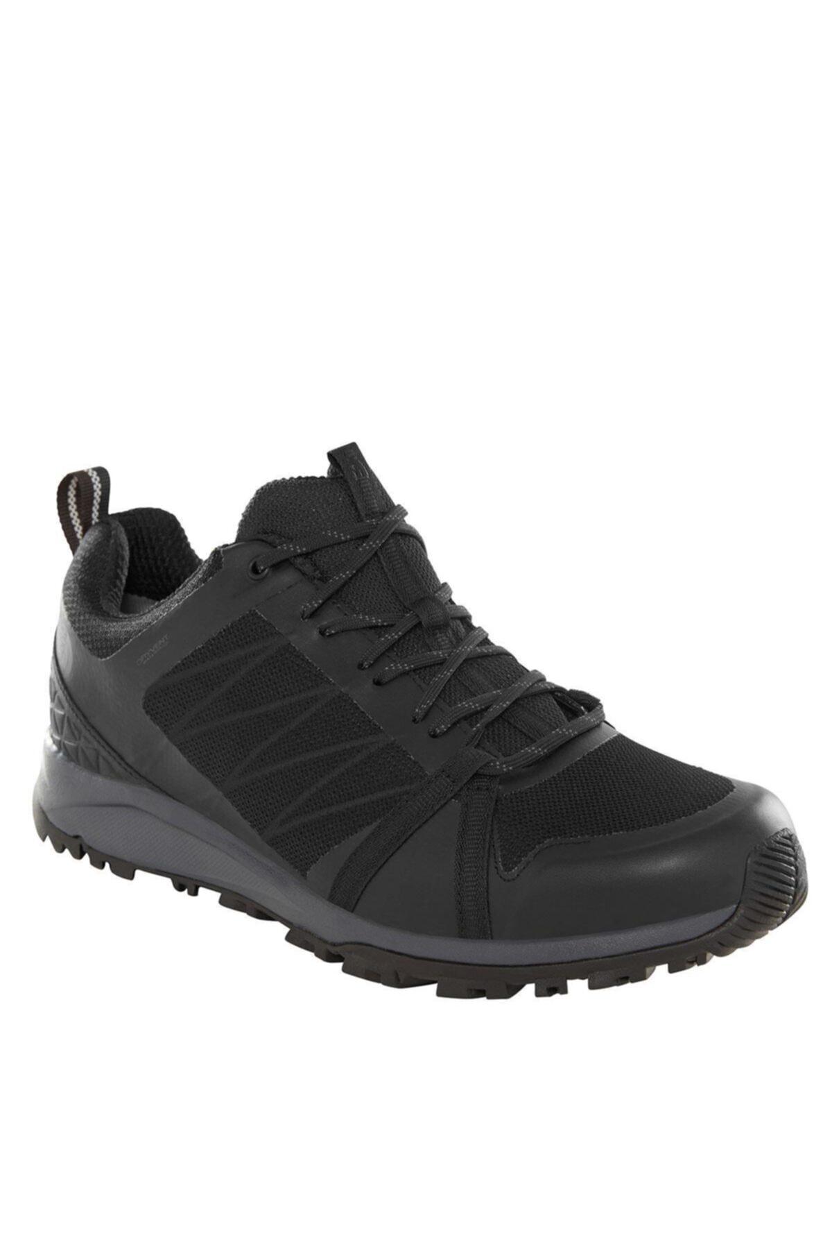 THE NORTH FACE Erkek Siyah Outdoor Ayakkabı 1
