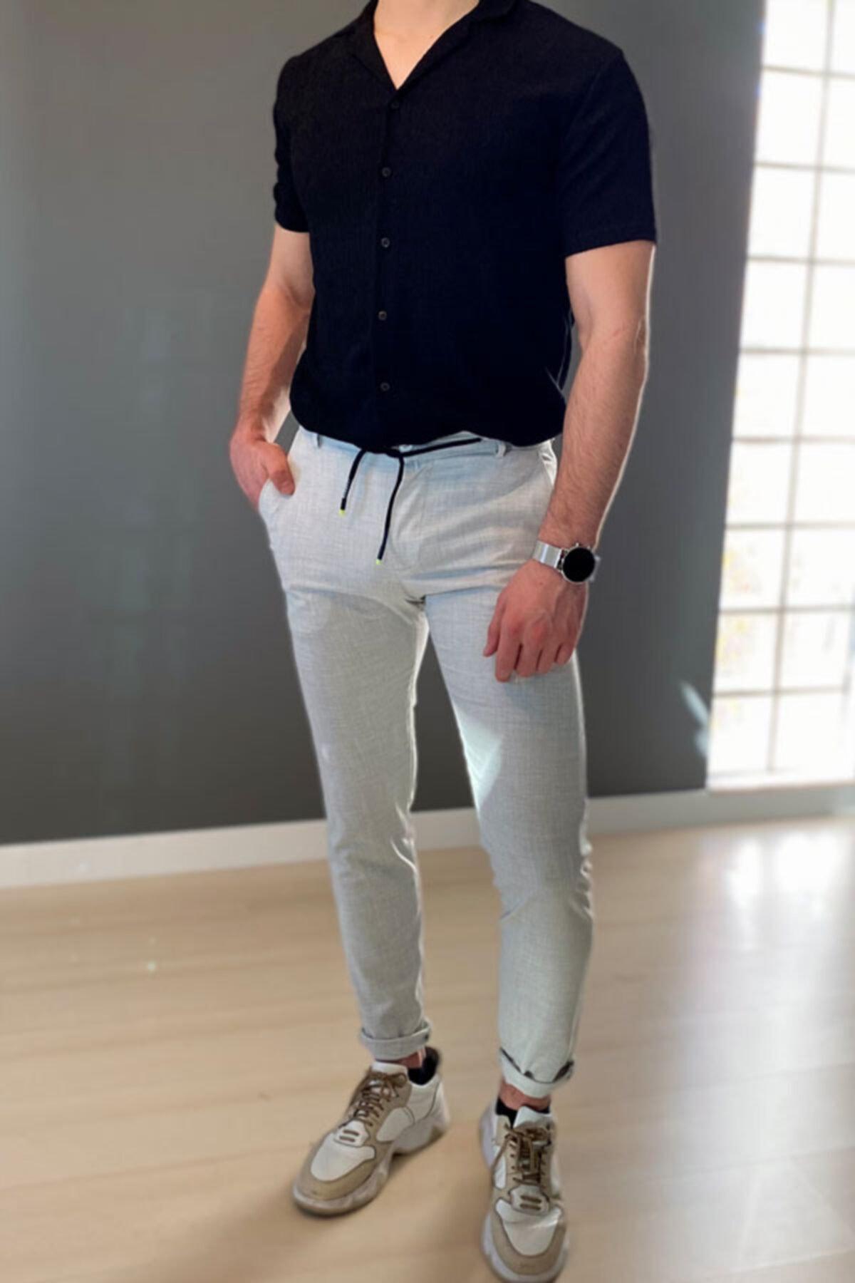 Jaglion Erkek Pantolon 2