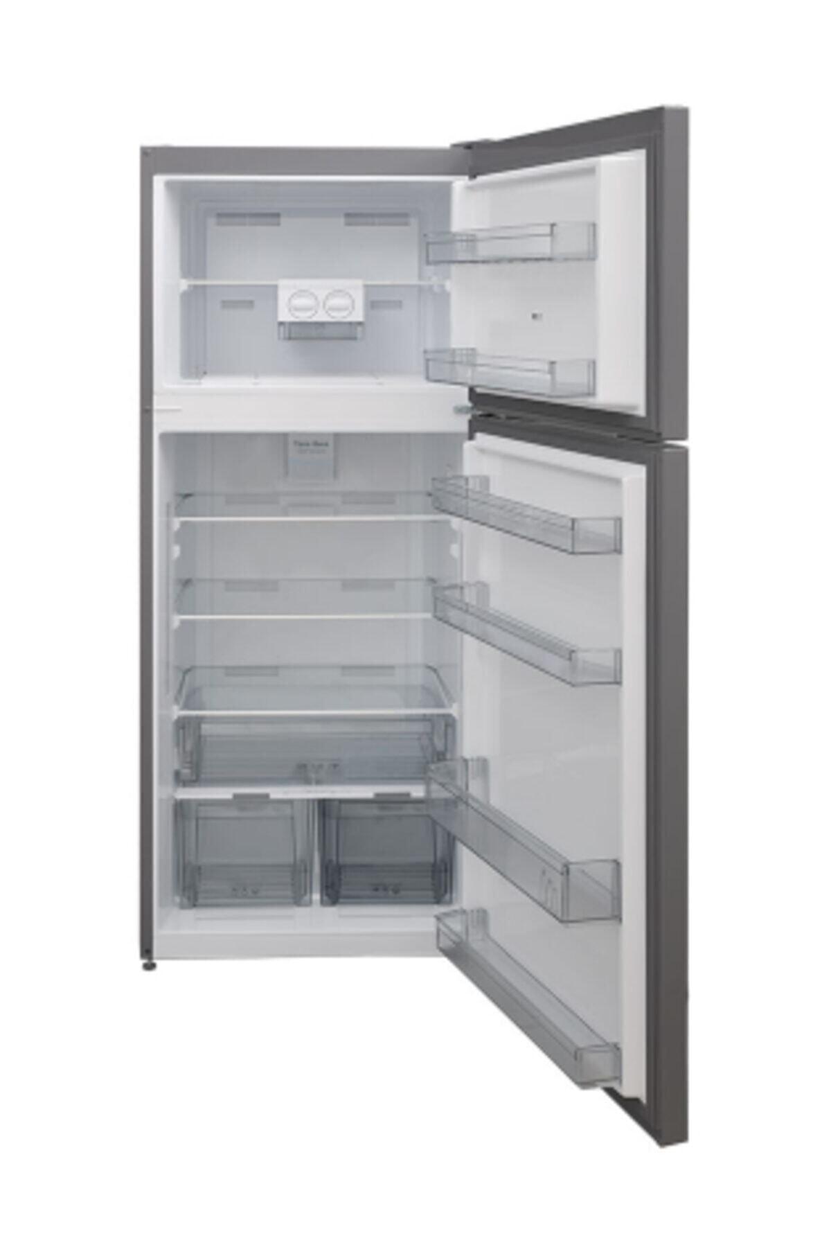 Vestel NF4501 G A++ Çift Kapılı No Frost Buzdolabı 2