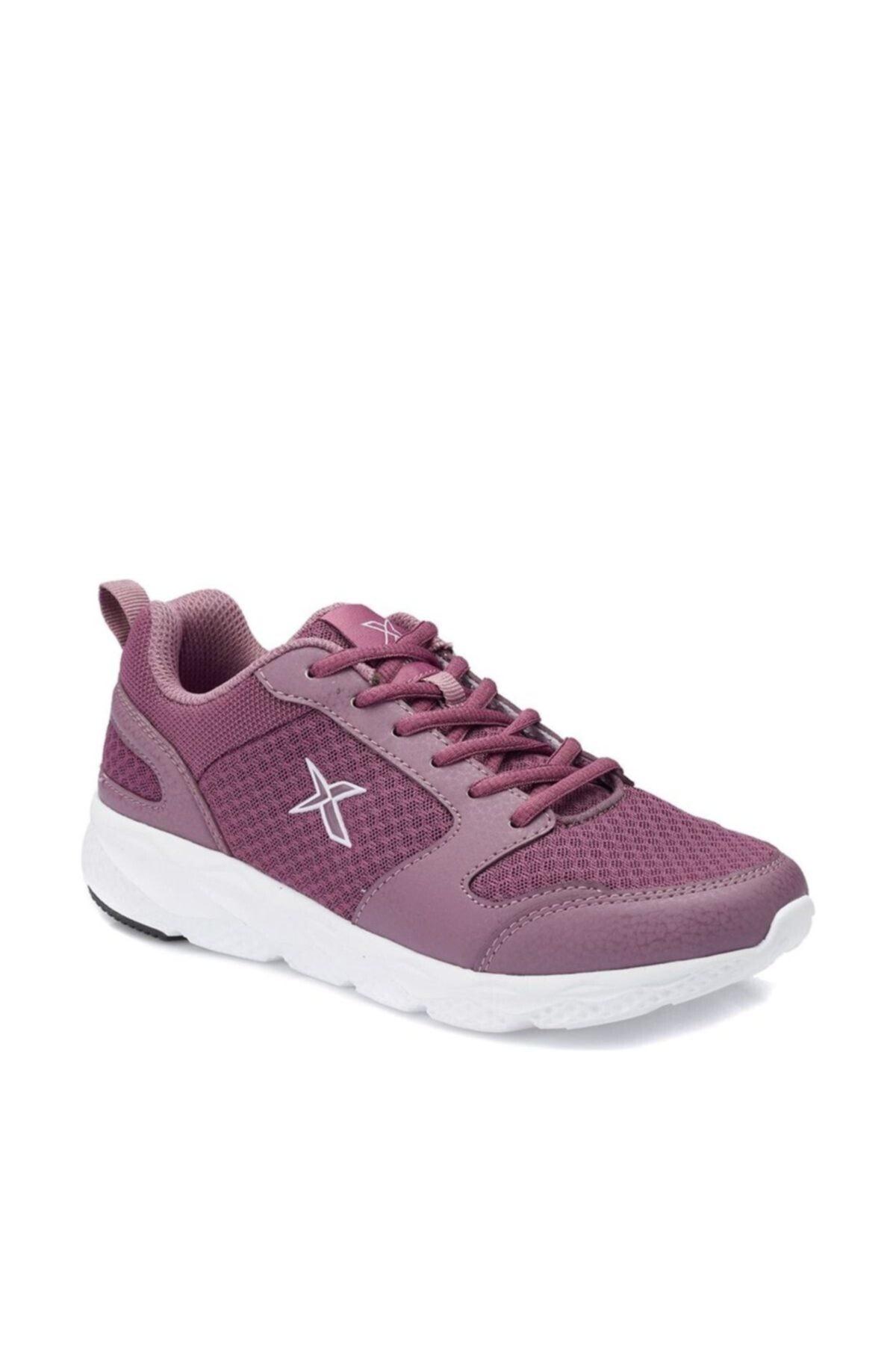 Kinetix OKA W Mor Kadın Koşu Ayakkabısı 100323565 1