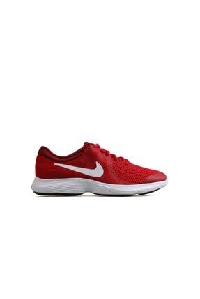 Nike Kids Kadın Kırmızı Revolution 4 Spor Ayakkabı 943309-601