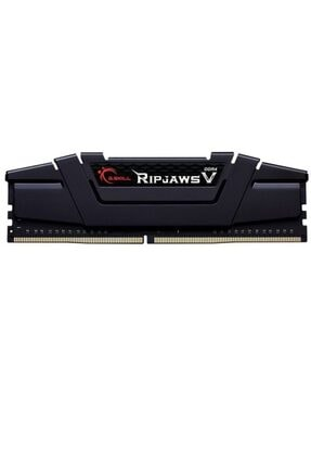 G Skill GSKILL 8GB RipjawsV Siyah DDR4 3200MHz CL16 Ram