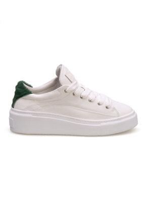 Pegia Hakiki Deri Kadın Sneaker La1605