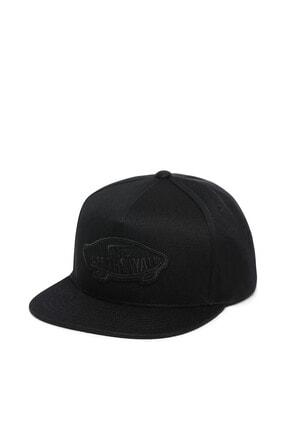 Vans Classic Patch Black/black Snapback Şapka Vn000tlsbka1