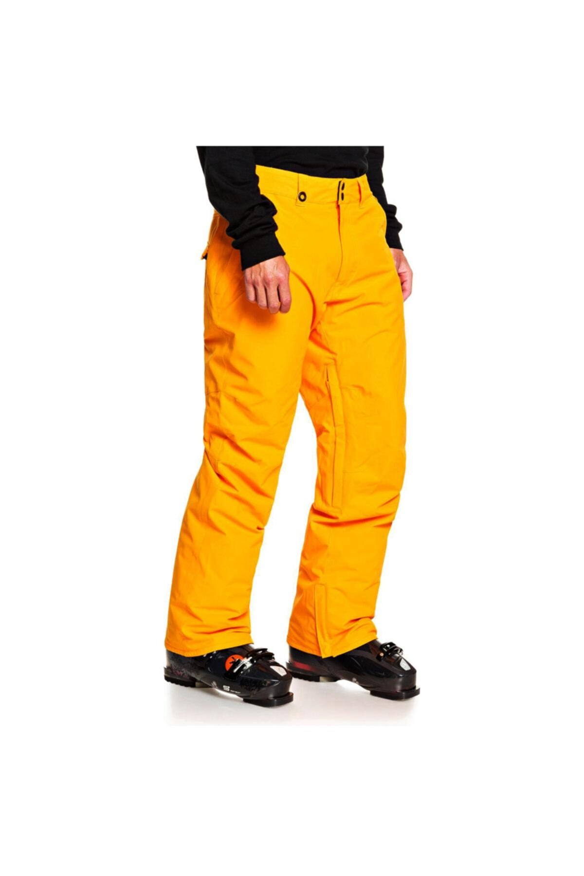 Quiksilver ESTATE PT M SNPT NKP0 Turuncu Erkek Kayak Pantalonu 101068431 1