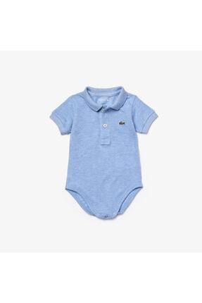 Lacoste Unise Çocuk Açık Mavi  Kısa Kollu Pijama
