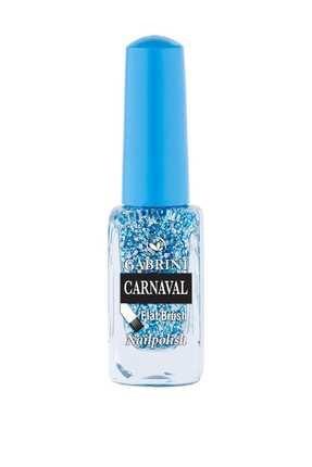 Gabrini Carnaval Nail Polish Pırıltılı Oje - No C08 8696814086082