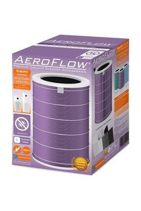 AeroFlow Xiaomi Mi Smart Home Air Purifier Pro Uyumlu Akıllı Hava Temizleyici Yedek Antibakteriyel Filtre