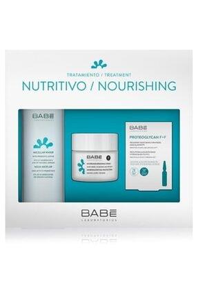 Babe 3 Adımda Temizleme & Sıkılaştırma & Nemlendirme Seti - Tüm Cilt Tipleri Için