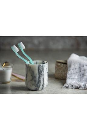 Milestone Opale Mermer Diş Fırçalık