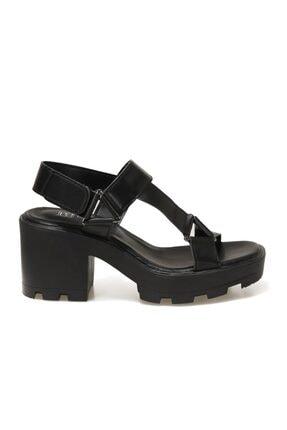 Butigo 21S-1071FX Siyah Kadın Sandalet 101014366