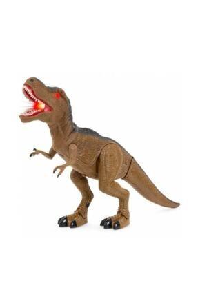 SNR Trex Sesli Ve Işıklı Yürüyen Dinazor Oyuncak Tyrannosaurux Rex