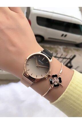 Ferrucci Kadın Saati + Bileklik
