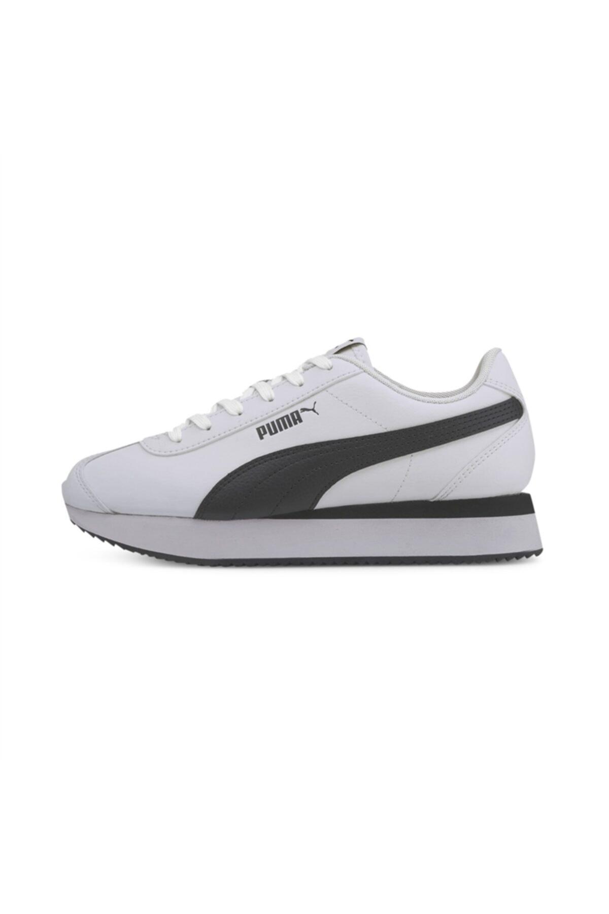 Puma Turino Stacked Kadın Günlük Ayakkabı - 37111508 2