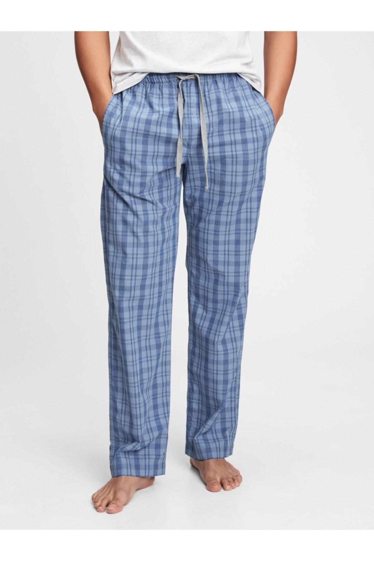 GAP Poplin Pijama Altı 1