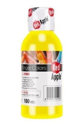 Red Apple Parmak Boyası Sarı 100 gr. Rp110-11