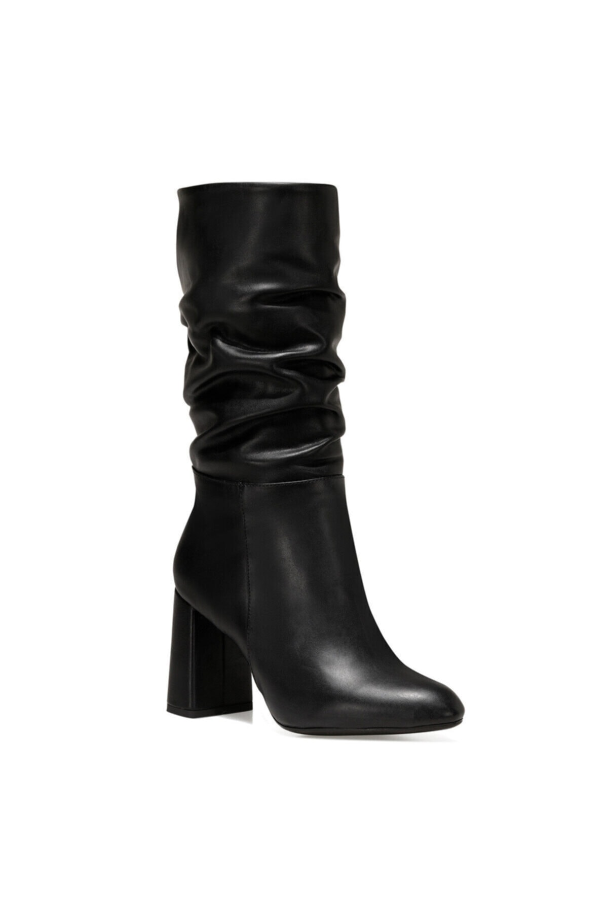 Nine West UMBRIA Siyah Kadın Ökçeli Çizme 100582154 2