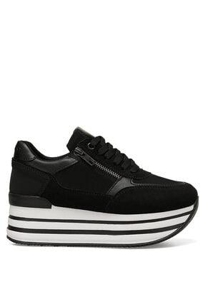 Nine West Zalma Siyah Kadın Sneaker