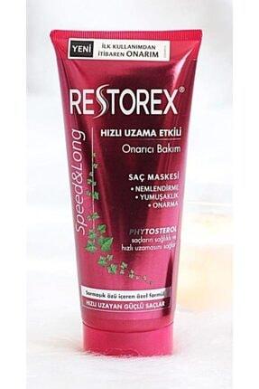 Restorex Sağlıklı Uzama Etkili Saç Maskesi 200ml