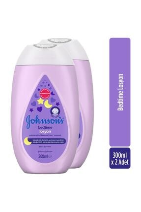 Johnson´s Baby Johnsons Baby Bedtime Losyon 300 ml X 2 Adet