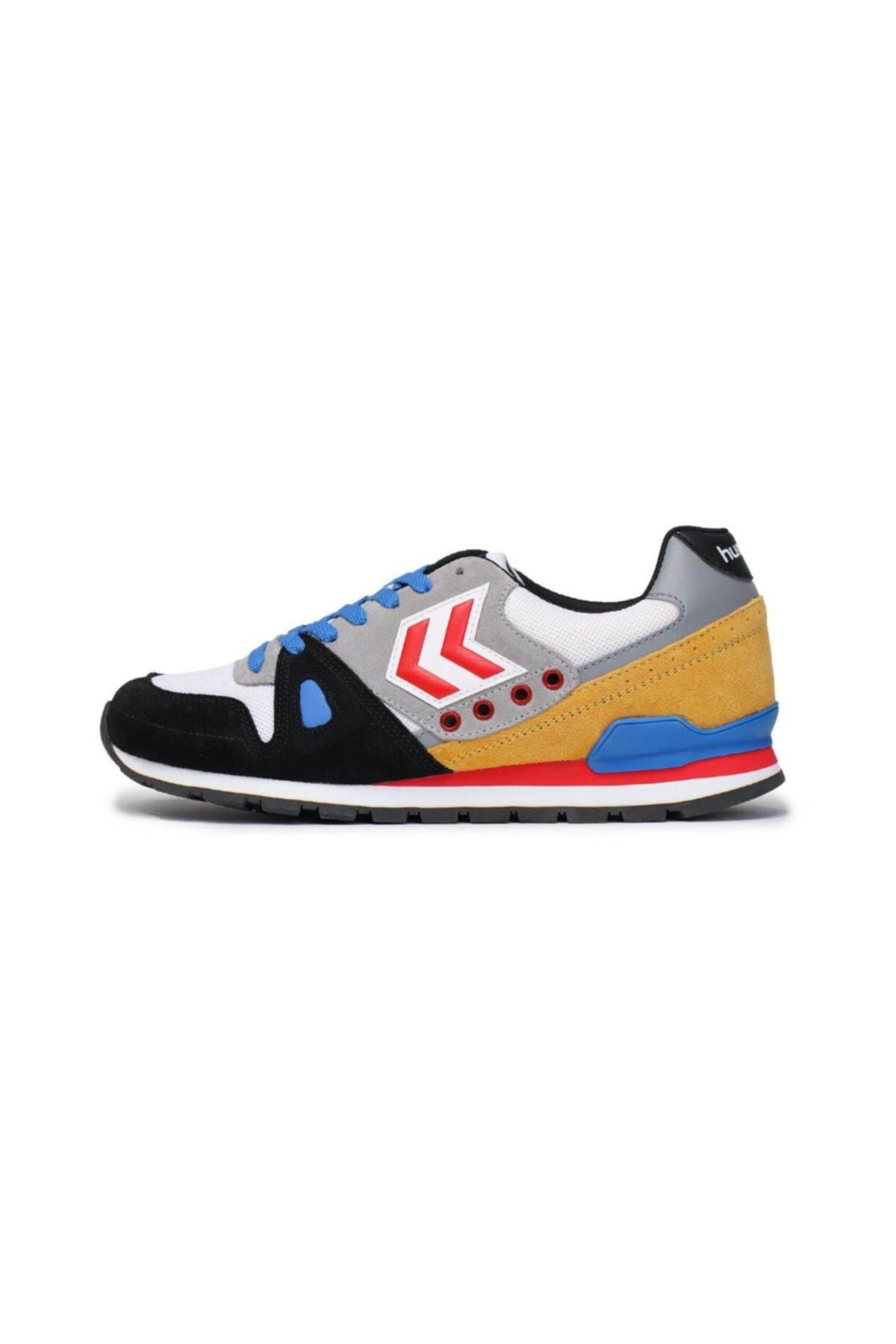 HUMMEL Erkek Mavi Marathona Casual Ayakkabı 1