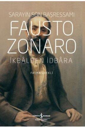 İş Bankası Kültür Yayınları Fausto Zonaro Sarayın Son Başressamı Ciltli