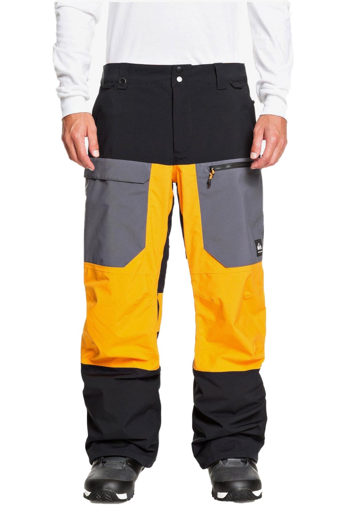 Quiksilver Tr Stretch Erkek Snowboard Pantolonu 1