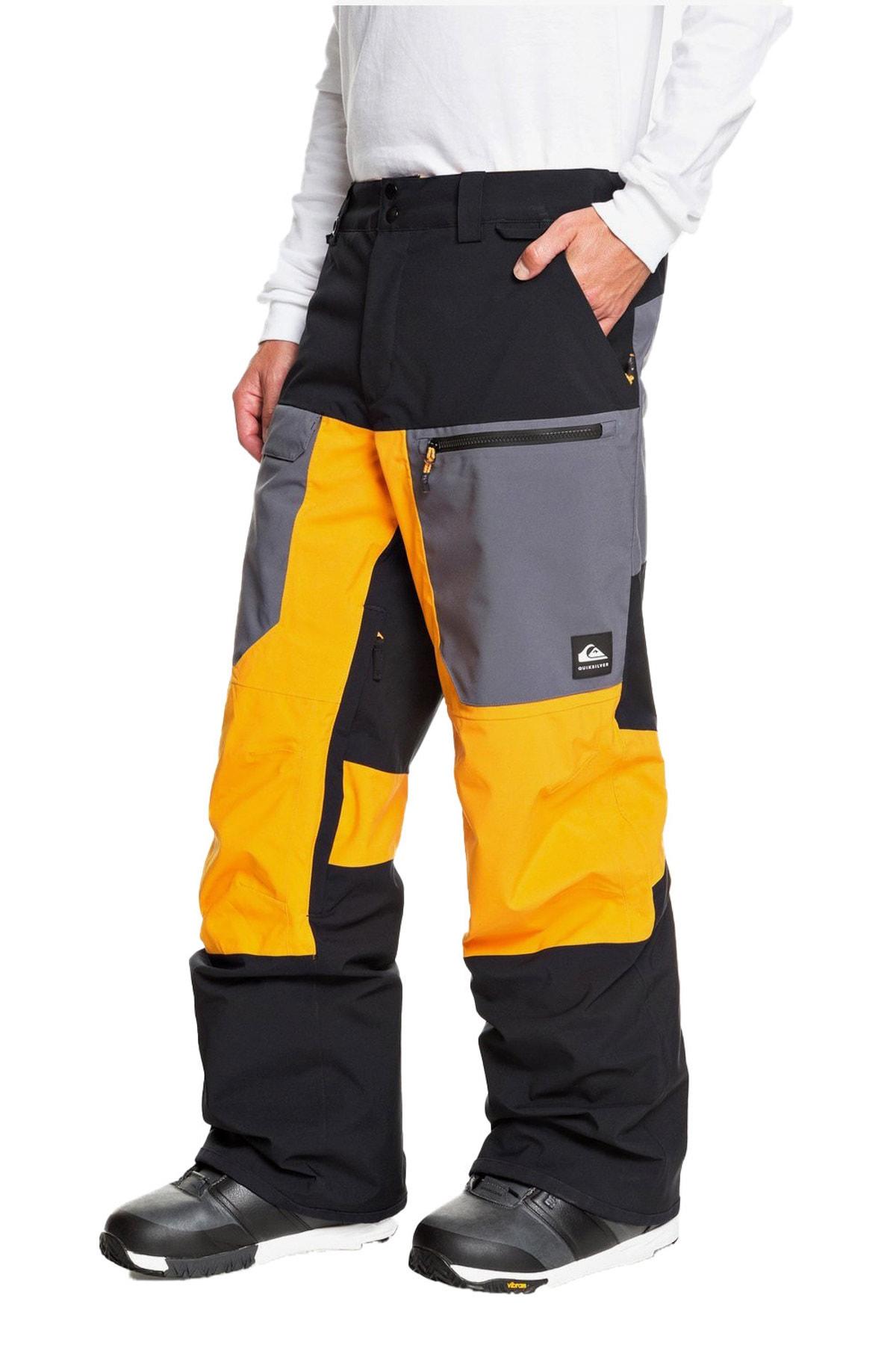 Quiksilver Tr Stretch Erkek Snowboard Pantolonu 2