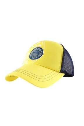 Fenerbahçe Tek Renk Logo Şapka