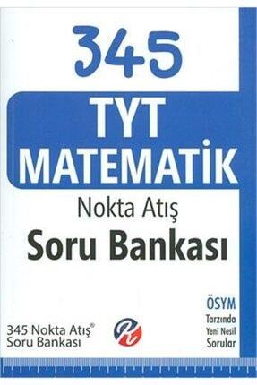 Kurul Yayıncılık Tyt 345 Matematik Nokta Atış Soru Bankası