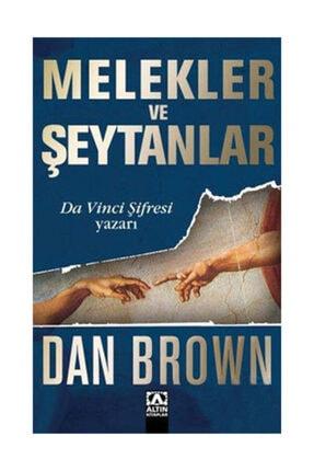 Altın Kitaplar Dan Brown Melekler ve Şeytanlar