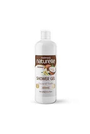 Farmasi Farması Naturelle Coconut Hindistan Cevizli Duş Jeli 360 Ml