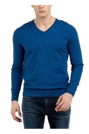 Calvin Klein Jeans Erkek V Yaka Kazak J30j304909 U004657