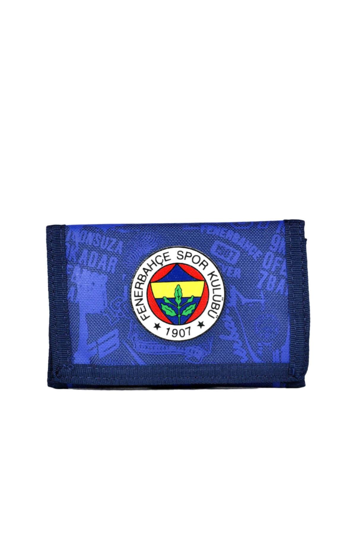 Fenerbahçe FB 95734 Lacivert Sarı Unisex Spor Cüzdan 100378503 1
