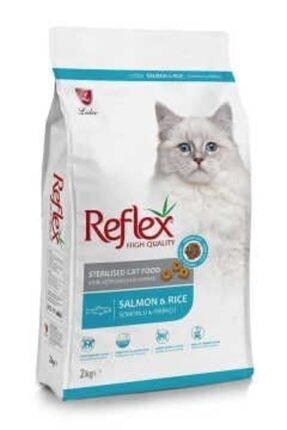 Reflex Sterilised Somon&pirinç Kedi Maması 2 Kg