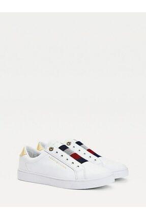 Tommy Hilfiger Th Elastıc Slıp On Sneaker